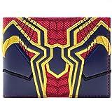Marvel Avengers Spider-Man Infinity War Costume Bleu Portefeuille