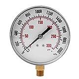 Professional Air Water Fire Sprinkler Pressure Gauge 0 300psi 2000kpa 3 1 2, Grinnell Fire Sprinkler - Vintage Brass Water Gauge, Antique Pressure Gauges, Grinnell Gauge, Sprinkler Protection