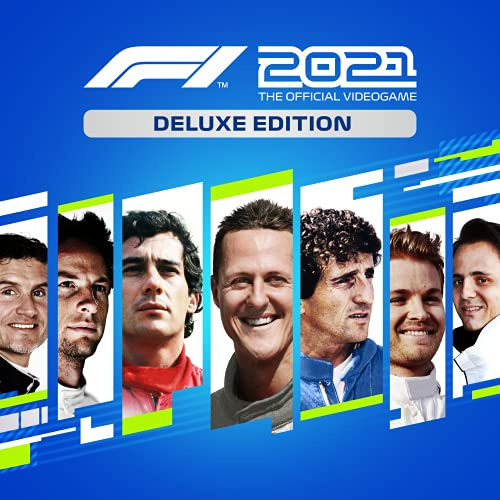 F1 2021: Deluxe | PC Code - Steam