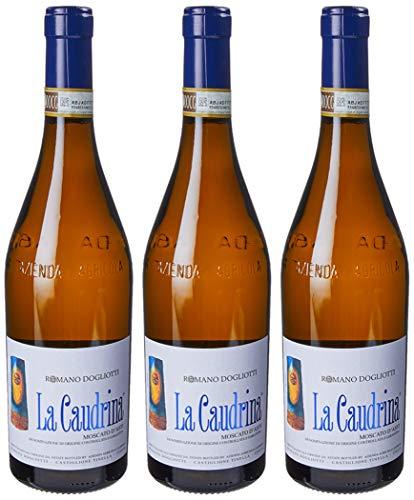 Az. Agr. Caudrina - Moscato D'Asti 'La Caudrina' - 3 Bottiglie da 0,75 lt.