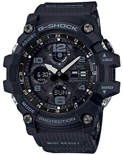 Casio G-Shock Master of G Mudmaster GWG-100-1AJF Herren