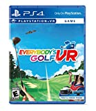 Everybody's Golf VR - PlayStation 4 (Video Game)
