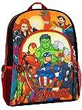 Marvel Mochila para Niños Avengers Negro