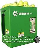 Spinshot Plus Tennis Ball Machine (Best Model for an Intermediate Player)
