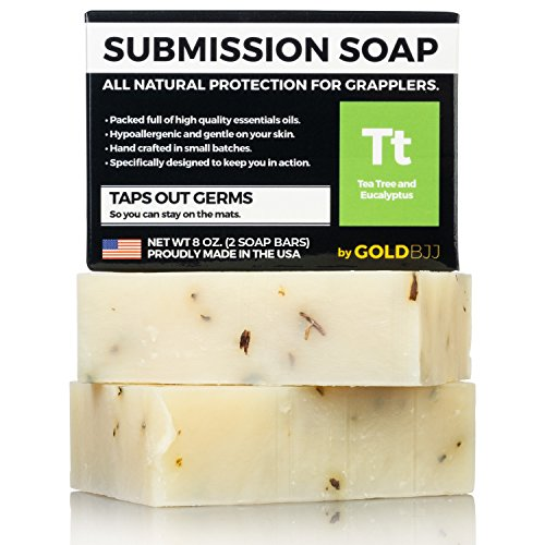 Premium Tea Tree Oil Soap - 100% All Natural USA...