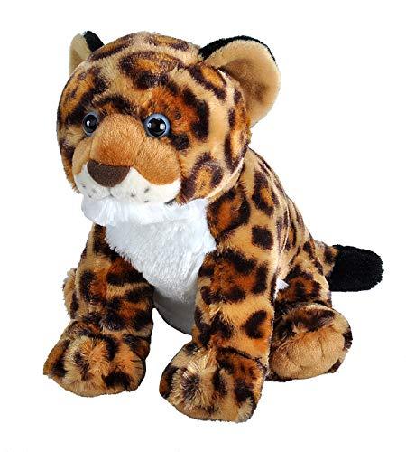 Wild Republic 19353 Jaguar Cub Plush Soft, Cuddlekins Cuddly Toys, Gifts for Kids 30 cm