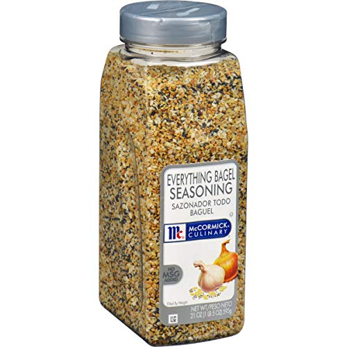 McCormick Culinary Everything Bagel Seasoning, 21 oz