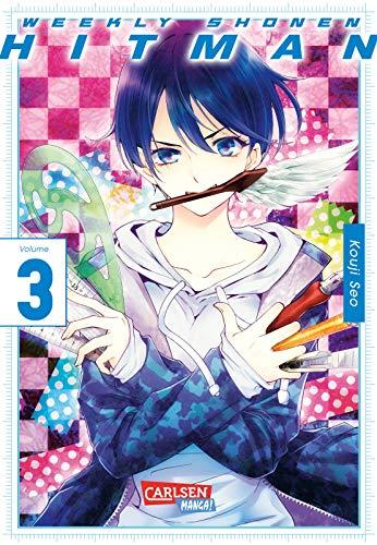 Weekly Shonen Hitman 3: die erotische Manga-Redaktions-Romcom
