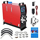 Anbull 8KW Diesel Air Heater,12V All in One Kit Diesel Heater with Remote Control and LCD Display for RV Trucks Boat Car Trailer,Home