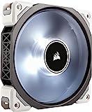 Corsair ML120 Pro LED, White, 120mm Premium Magnetic Levitation Cooling Fan CO-9050041-WW