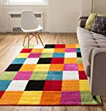 Well Woven Modern Rug Squares...
