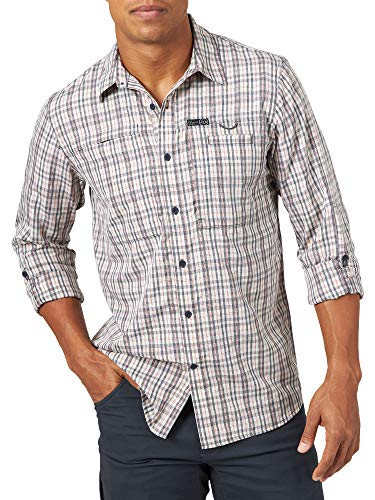 ATG by Wrangler Men's Long Sleeve Hike to Fish Shirt