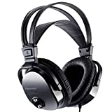 Pioneer SE-M521 Cuffia per Ascolto Musica e Home Cinema, Nero/Antracite