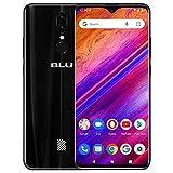 BLU G9-6.3' HD Infinity Display Smartphone, 64GB+4GB RAM -Black