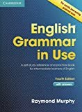 English Grammar in Use Book with Answers: A Self-Study Reference and Practice Book for Intermediate Learners of English