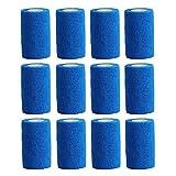 COBOX Bandage cohésif–12rouleaux de 10 cmx 4,5m,...