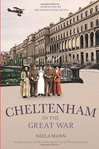 Cheltenham in the Great War Paperback