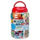 Alex-170WX Bote Gigante de Manualidades, Multicolor, 3+ (170N)