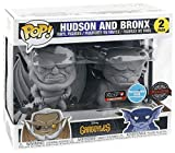 Funko Pop! Gargoyles Stone Hudson and Bronx 2 pack Exclusive