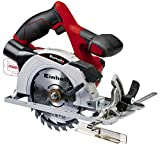 Einhell TE-CS 18 Li Solo Power X-Change Cordless Circular Saw - Supplied without Battery and Charger