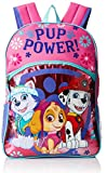Paw Patrol Little Girls Pup Power! 16' Backpack, Pink, 16