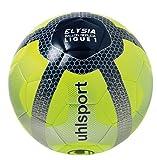 Uhlsport Elysia Replica Ballon de Football Mixte Adulte, Jaune Fluo/Bleu...