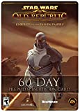 Star Wars: The Old Republic - 60 Day Prepaid Subscription Game Time Card [Online Game Code] (Software Download)