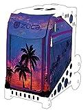 ZUCA Island Life Sport - Bolsa de inserción (bolsa solamente), diseño de palmeras y puesta de sol
