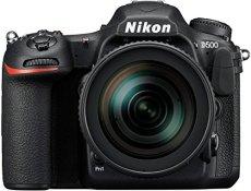 Nikon D500 + AF-S Nikkor 16-80mm - Cámara digital (Auto, Nublado, Direct sunlight, Flash, Fluorescente, Incandescente, Blanco y Negro, Neutral, Vivo, Highlights, Película, Imagen única, Presentación de diapositivas, Óptico, Batería, Juego de cámara SLR)