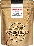 Sevenhills Wholefoods Chlorella Comprimidos Orgánico, Pared Celular Rota 500g (1000 x 500mg)