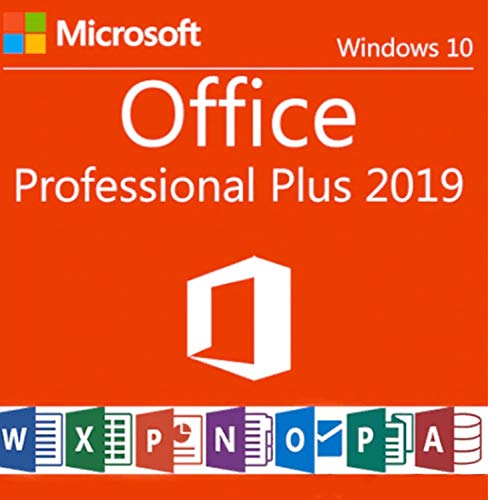 Microsoft 最新版 Office Professional plus 2019 PC5台+Mobile5台 計10台 Word Excel Powerpoint他 Win&Ma...