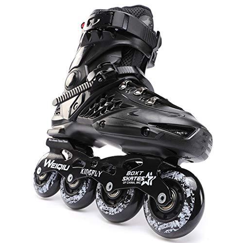 Professionale Pattini in Linea Adulto Pattinaggio Scarpe Roller Scorrevole Free Skate Patins,...