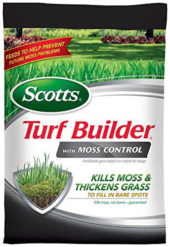 Scotts Turf Builder with Moss Control, 10,000 sq. ft.