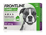 FRONTLINE COMBO CHIEN 20 40 KG ANTI-PUCES ET TIQUES