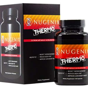 Nugenix Thermo - Thermogenic Fat Burner for Men, Extreme Metabolic Accelerator 5 - My Weight Loss Today