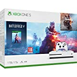 Inhalt: Xbox One S 1TB SE inkl. Netzteil & HDMI-Kabel (4K-fähig) inkl. Wireless Controller inkl. Battlefield V: Deluxe Edition, Battlefield 1: Revolution Edition, Battlefield 1943 (Digitale Vollversionen) inkl. 1 Monat EA Access, 1 Monat Xbox Game Pa...