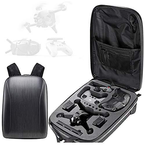 Honbobo Zaino per DJI FPV Combo, Drone FPV e accessori Borsa rigida Borsa portaoggetti Custodia per il trasporto Borsa impermeabile per drone