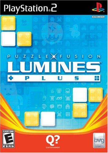 Lumines Plus - PlayStation 2
