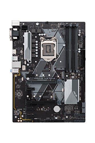 ASUS Intel H370 搭載 マザーボード LGA1151対応 PRIME H370-A 【ATX】