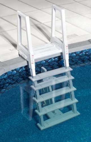 51iyKjNdK0L - The 7 Best above Ground Pool Ladders – Keeping You Safe In and Around Water