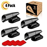 Seven Sparta 4PCS Save a Deer Whistles Deer Warning Devices for Cars & Motorcycles