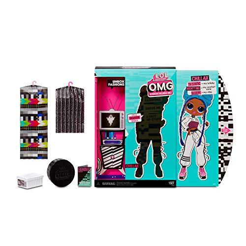 Image 2 - LOL Surprise Poupées mannequins collectionnables pour filles – Avec 20 surprises et accessoires - Chillax - OMG Series 3