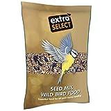 Extra Select Mélange de graines de Nourriture pour Oiseaux...