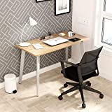 SOS Spacewood LiteOffice Smart Desk Home and Office Table (Persian Walnut)