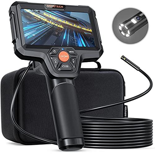 Depstech DS500 Borescope 1080p FHD Inspection Camera