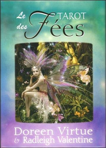 Le tarot des fées - 78 cartes + livre explicatif