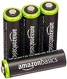 AmazonBasics - Pile Ricaricabili Stilo AA Ni-MH, precaricate, 1000...
