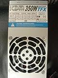 KDM 350 Watt 350W TFX Power Supply Upgarde Replacement for HP 504966-001,447585-001,447402-001,Bestec TFX0220D5WA,TFX0250D5W,TFX0250D5WB,AcBel PC8046,DELTA DPS-250AB-28 B,HP Slimline, S5000,s5213w,NY646AA,NY469AA,s5120y,KY818AA,s5220f,NY542AA,s5212y,VT493AA PCI-Express SATA