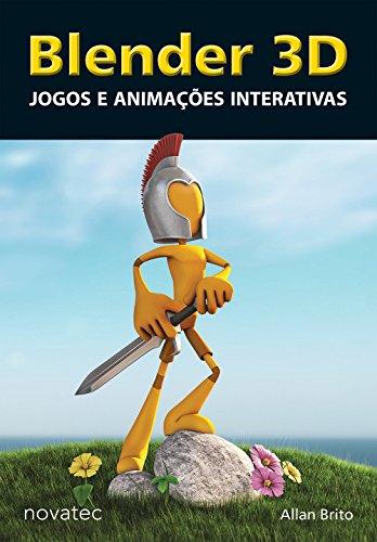 Licuadora 3D. Animaciones y juegos interactivos