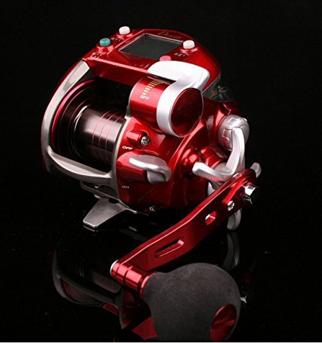 Mulinello Elettrico ecooda Dragon lx7000 Pesca traina Drifting carico da 30 kg.